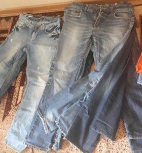 Джинсы , шорты