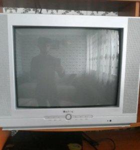 Телевизор ELENBERG + DvD