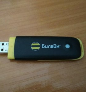USB модем ZTE MF190 билайн