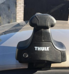 THULE багажник автомобильный на пассат б7