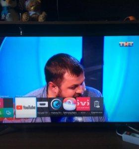 Цифровое телевидение+smart tv