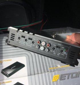 Усилитель 4 х канальный Magnum smart 4.70