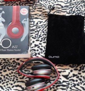 Наушники Qumo trio jazz