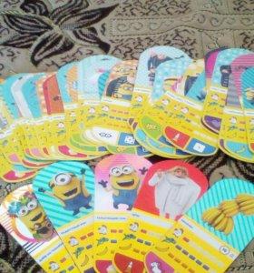 Карточки продам