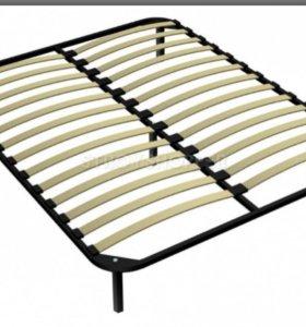 Железная основа в кровать 160/200