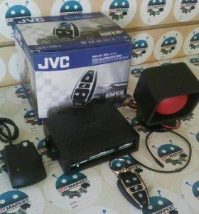 Сигнализация JVC g913