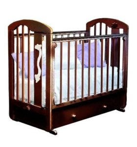 кроватка детская Красная звезда Агата С-719