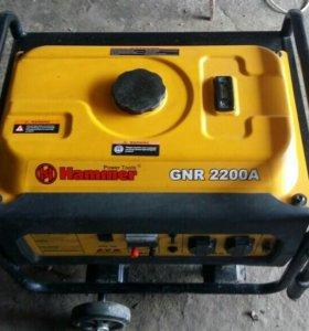 Бензиновый генератор GNR 2200A