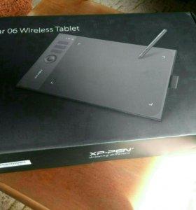 Графический планшет Star 06 Wireless Tablet