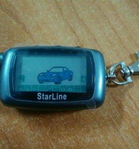 Брелок сигнализации Starline A8/A9