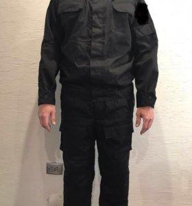 Костюм специальный черный