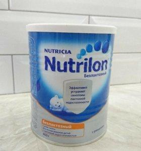 Безлактозная сухая смесь Nutrilon