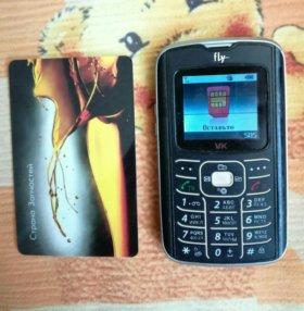 Телефон fly vk2000