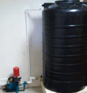 Решаем вопросы с водоснабжением