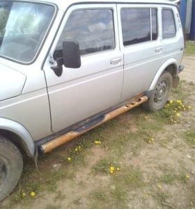 ВАЗ (Lada) 4x4, 2002
