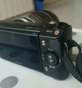 Фотоаппарат Sony NEX-5 со сменным объективом