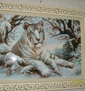"Картина ""Бенгальский тигр"""