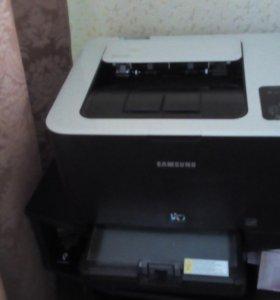 Цветной лазерный принтер Самсунг CLP-325