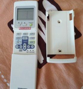 Новый пульт для кондиционера TOSHIBA