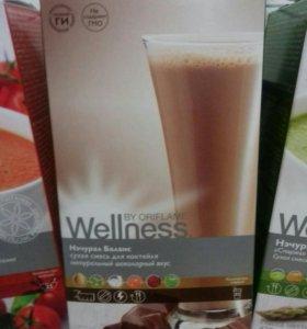 Wellness. Коктейли и супы для вкусного похудения