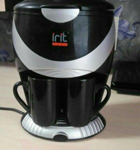 Кофеварка IRIT HOME