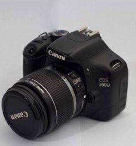 Cannon 550D