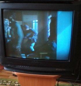 Телевизор Panasonic, Dvd Philips