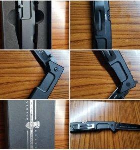 Складной нож Nemesis Black 11.5см.EX/136NEM