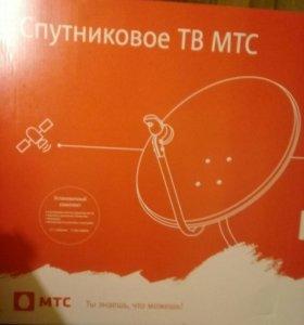 Спутниковая антена МТС