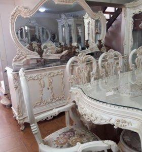 Гостиная мебель в стиле Барокко