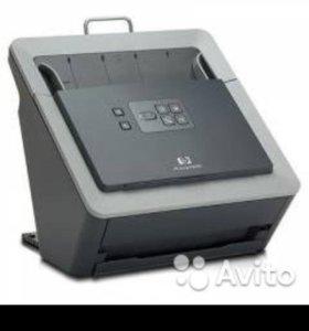 сканер протяжной hp n6010