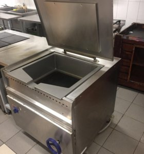 Промышленная сковорода 120 литров