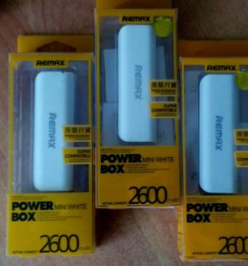 Power banks (REMAX)