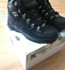 Мужские зимние ботинки DC