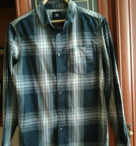 Рубашка мужская Clockhouse Германия.