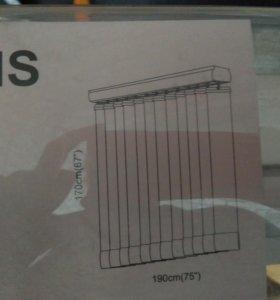 Жалюзи вертикальные ИКЕА новые