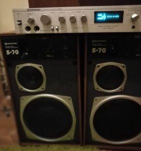 Легенда radiotehnika S70