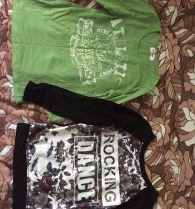 Кофты свитшоты футболки толстовки свитера