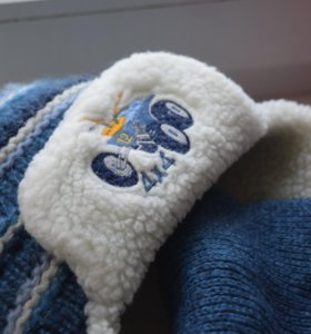 Комплект зимний шарка+шарф