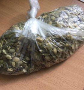 Семечки тыквы семена тыквы орехи сухофрукты