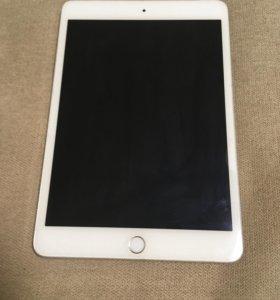 iPad mini 3 wi-go cellular 16 Gb silver