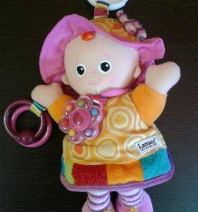 Кукла погремушка