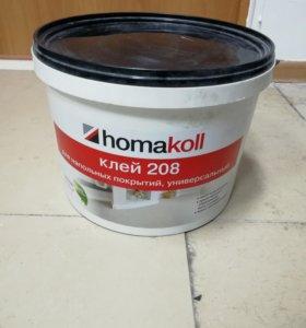 Клей Homakoll 208, 14 кг, универсальный