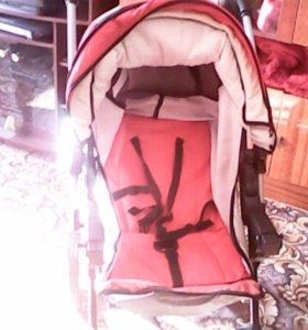Детская коляска трансформер с переноской