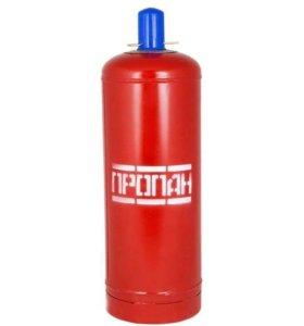 Газовый баллон 50 литров, б/у