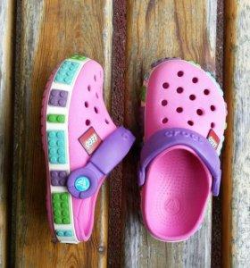 Crocs c8-c9 оригинал