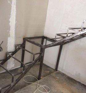 Изготовление метало конструкций , Сварка