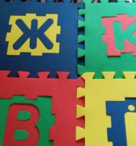 """Развивающий коврик для детей """"Алфавит"""""""