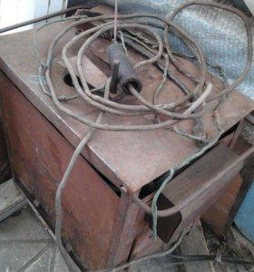 Электросварка