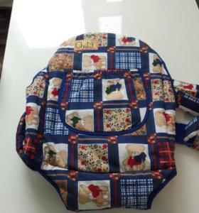 рюкзак- кенгуру